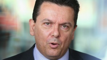 Independent Senator Nick Xenophon sought the review and a federal police investigation after Jack Warner's arrest by US authorities.
