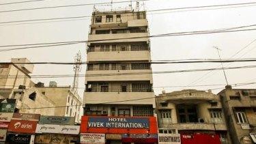 The International Hotel in Jalandhar where Manjit Singh met the man who would bring him to Australia.