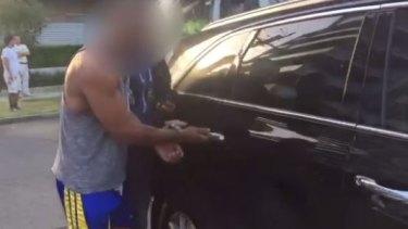 Australian Federal Police arrest a man in Australia over the alleged drug haul.