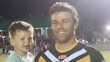 Referred to the judiciary: The tackle which resulted in the death of Sunshine Coast rugby league player James Ackerman has been referred to the Queensland judiciary.