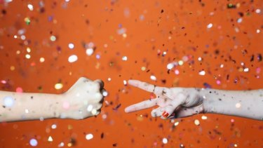 People are still using glitter for celebrations - but it may not last for much longer.