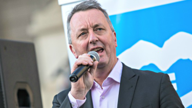 Martin Foley, Victoria's Housing and Creative Industries Minister, will raise his concerns about <i>Struggle Street</i> with Film Victoria.