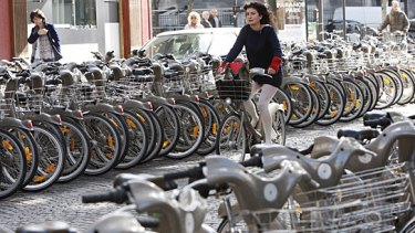 Paris' successful Vélib' bike share programme was expanded this year to include children's bike. A further €100m will be spent to get more people cycling in the city.