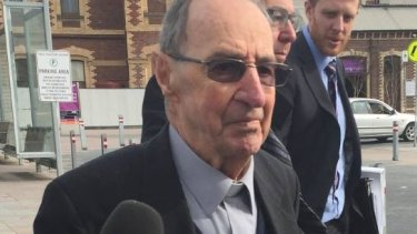 Former Ballarat bishop Ronald Mulkearns says ill health prevents him from giving evidence.