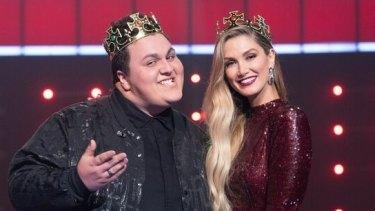 Judah Kelly has been crowned the winner of The Voice 2017.
