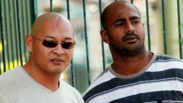 Executions imminent: Andrew Chan and Myuran Sukumaran.