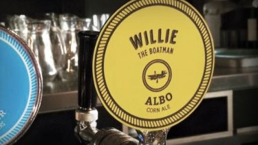 A Sydney micro-brewery has named a beer after Anthony Albanese.