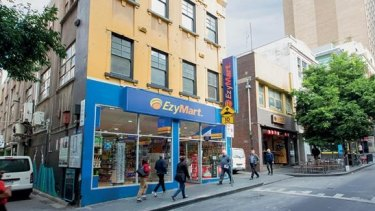The O'Donohue building at 377-379 Little Bourke Street sold for $5.81 million.