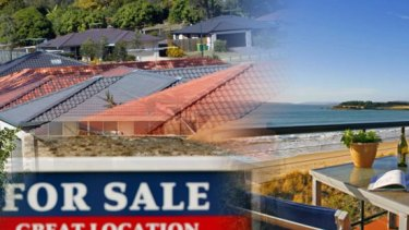 Buying property for a seachange makes sense, but not necessarily financially.