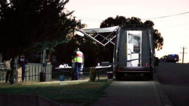 A 26-year-old man has been charged with murder after a young woman was found dead inside a Mandurah home on New Year's Eve.