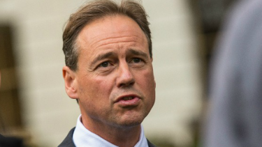 A spokesman for Commonwealth Environment Minister Greg Hunt did not answer the specific questions raised by Senator Waters.
