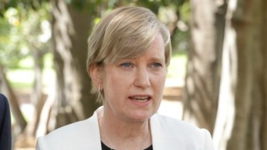 Minister for Women Fiona Richardson has declared her support for legal euthanasia.