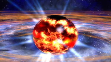 A neutron star is the dense, collapsed core of a massive star that exploded as a supernova. Two of them spiralling into a merger triggered the emissions that have scientists 'ecstatic'.