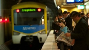 Melbourne Metro tunnel has received the highest level of priority from Infrastructure Australia.