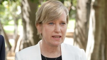 Fiona Richardson was the first minister for the prevention of domestic violence in Australia.