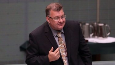Craig Kelly MP says the PM's letter should deter anyone from challenging him for the seat of Hughes.