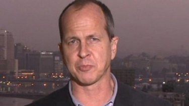 An odyssey: Australian journalist Peter Greste ended up being sentenced to seven years in jail in Egypt.