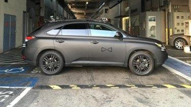 Zoox's auto-drive start-up.