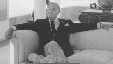 A. Alfred Taubman started his business with a $US5000 loan in 1950, buying auction house Sotheby's 33 years later.