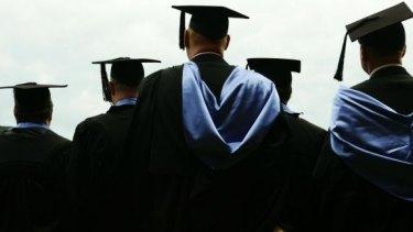"Australian universities are ""grossly underfunded by OECD standards""."