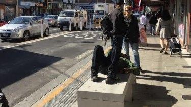 Yarra mayor Amanda Stone says drug use on Victoria Street is at 'crisis point'.