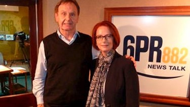 Sattler's now infamous interview with Julia Gillard led to his suspension