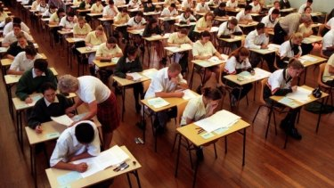 Making first degrees less vocational would make HSC results less important.