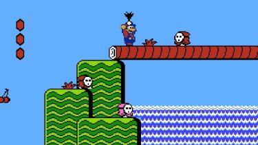 Though it didn't begin life as a Mario game at all, many elements of the Western sequel have since been folded into the series.