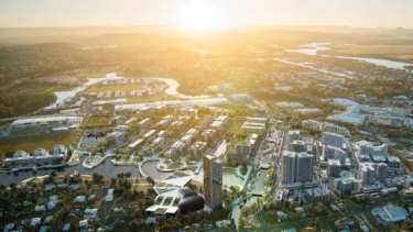 Maroochydore's new CBD could be the 'pulsing heart' that changes the Sunshine Coast from an accidental city into an activated one.