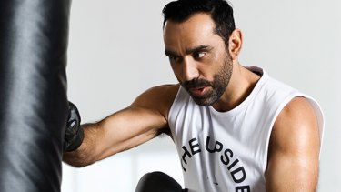 Indigenous footballer Adam Goodes was Australian of the Year in 2014. Britain has a quota system for minority groups in its honours system.