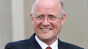 Liberal Democrat Senator David Leyonhjelm.
