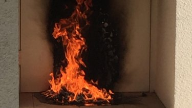 The 6PR and WAtoday buildings were targeted in an arson attack on Sunday morning.
