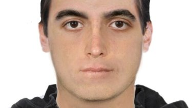 If you recognise this man, call Crime Stoppers on 1800 333 000.