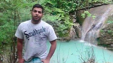Refugee Hamid Khazaei died in Brisbane in September 2014.