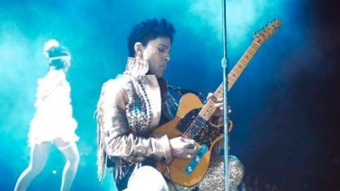 Prince surprised Jenny Morris by playing on Saved Me during a tour in 1992.