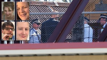 Police investigate the Dreamworld accident that caused the deaths of Cindy Low, Kate Goodchild, Luke Dorsett and Roozbeh Araghi.