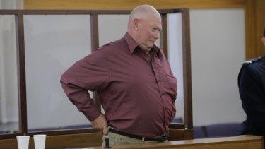 Philip Lyle Hansen in court this week.