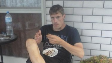 Justin Turner, 31, has been charged with the murder of his partner in Port Fairy.