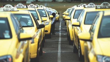 Taxis are 'virtually unique among customer service industries', the Harper review found.