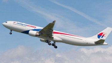 A Malaysian Airlines Boeing 777, similar to the aircraft that vanished on March 8, 2014. Wen Yongsheng was among the 239  passengers and crew aboard MH370.