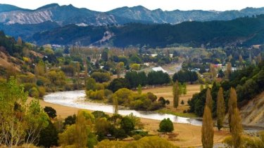 New Zealand courts have made the Whanganui River a legal person.