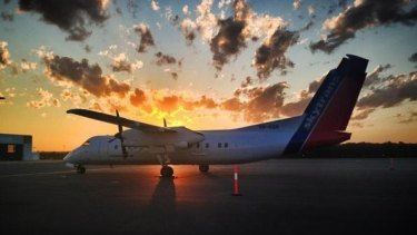 The sun has set on SkyTrans, but the state government insists services to Cape York will continue.