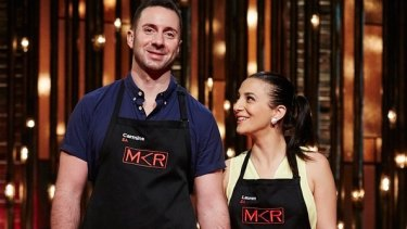 Will Lauren and Carmine make it through to the final?