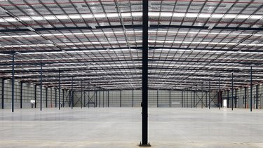 Amazon has leased a warehouse at the Goodman Bungarribee industrial estate, Eastern Creek.