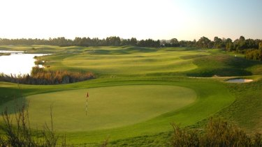 Kingston Links golf course has always been considered a challenge to repurpose for residential.