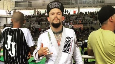 Jason Lee says he was kidnapped by police in Rio de Janeiro last weekend.