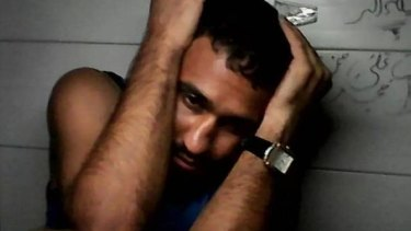 Amin Afravi is an Iranian refugee on the Manus Island regional processing centre.