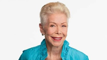 Louise Hay changed the way I think about my life