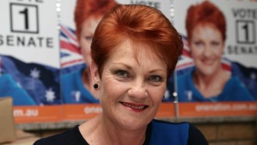 Pauline Hanson's One Nation party is planning to run candidates in the WA state election.