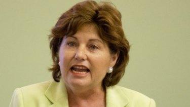 Former minister Jo-Ann Miller.